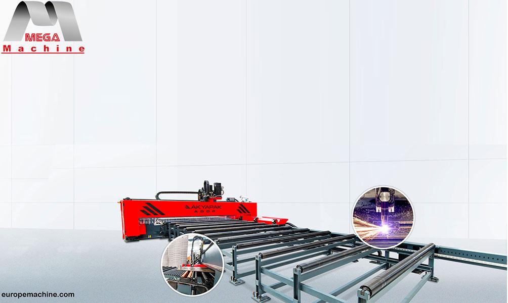 دستگاه دو منظوره دریل وبرش ADOP
